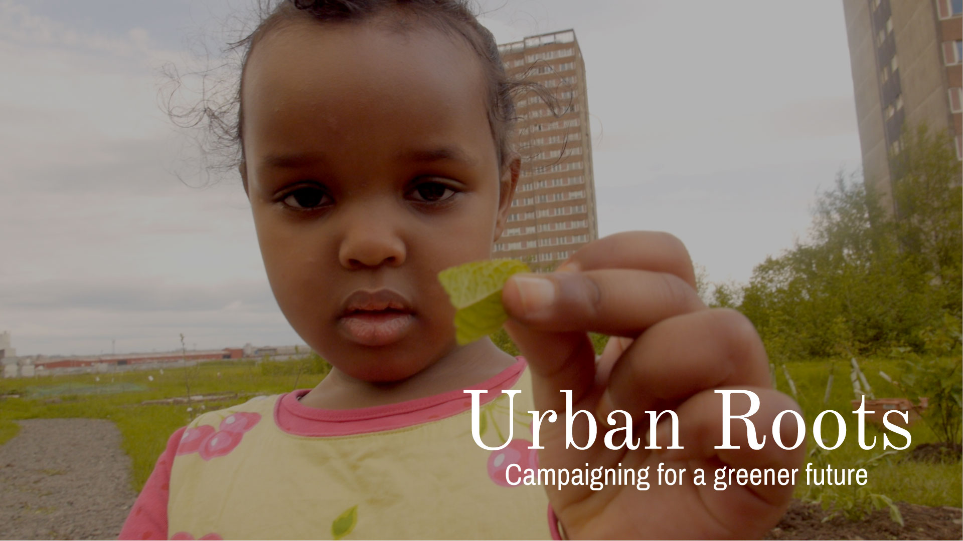 Urban Roots - Greener Together Community Awards